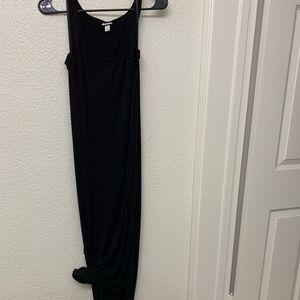 ⚡️Women's Black Maxi Dress